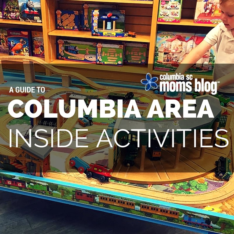 a guide to columbia area inside activities