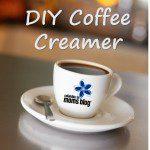 DIY Flavored Coffee Creamer
