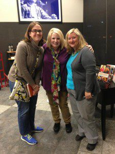 Meeting one of my favorite bloggers, Christy Jordan, was like meeting a celebrity!