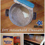 DIY Cleaning Recipes