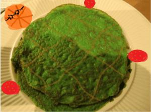 Teenage Mutant Ninja Turtle Pancake | Columbia SC Moms Blog
