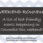 Upcoming Weekend Events for Kids {April 11, 12, 13}