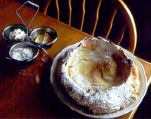 """""""Dutch Baby"""" at Original Pancake House"""