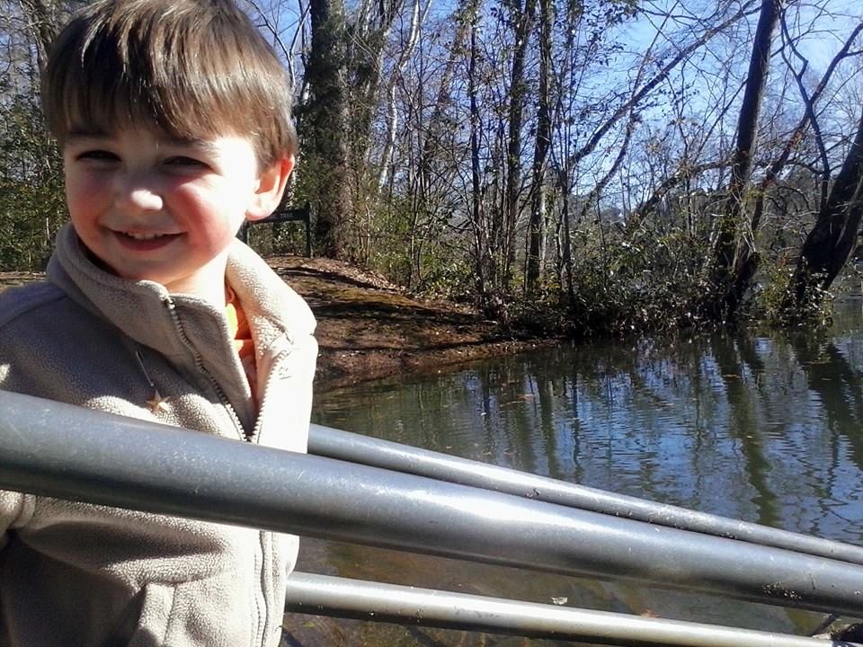 Saluda River - Your Columbia To-Do List | Columbia SC Moms Blog