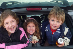 5 tips for keeping your sanity while traveling with small children | Columbia SC Moms Blog