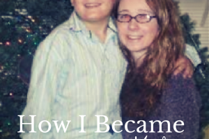 how I became a mother - sarah