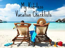 vacation without kids
