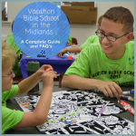 Vacation Bible School in the Midlands :: A Complete Guide and FAQ's