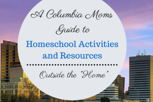 homeschool activities outside the home cover
