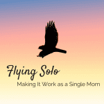 Flying Solo :: Making It Work as a Single Mom
