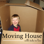 Moving House With Kids in Tow