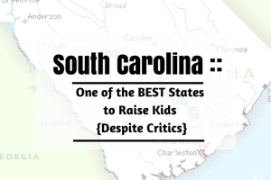SC best place to raise kids cover