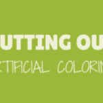 Cutting Out Artificial Coloring