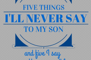 five things