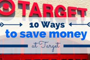 target savings cover update