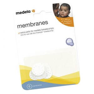 Membranes can easily tear - carry an extra set in your bag.