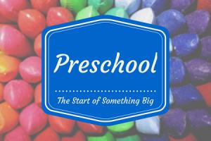 preschool - the start of something big - columbia sc moms blog
