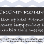 Weekend Events for Kids {November 7, 8, 9}