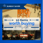 10 Items Worth Buying at Big Lots