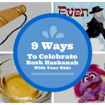 9 Ways to Celebrate Rosh Hashanah With Your Kids