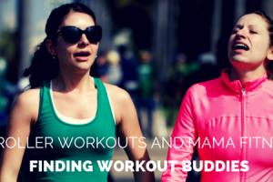 FINDING WORKOUT BUDDIES