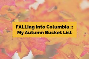 Falling into Columbia 2