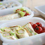 School Lunch Ideas :: Healthy Options Using REAL Food!