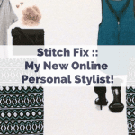 Stitch Fix :: My New Online Personal Stylist!