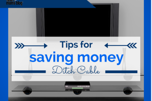 tips for saving money - ditch cable