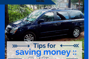 tips for saving money road tripping