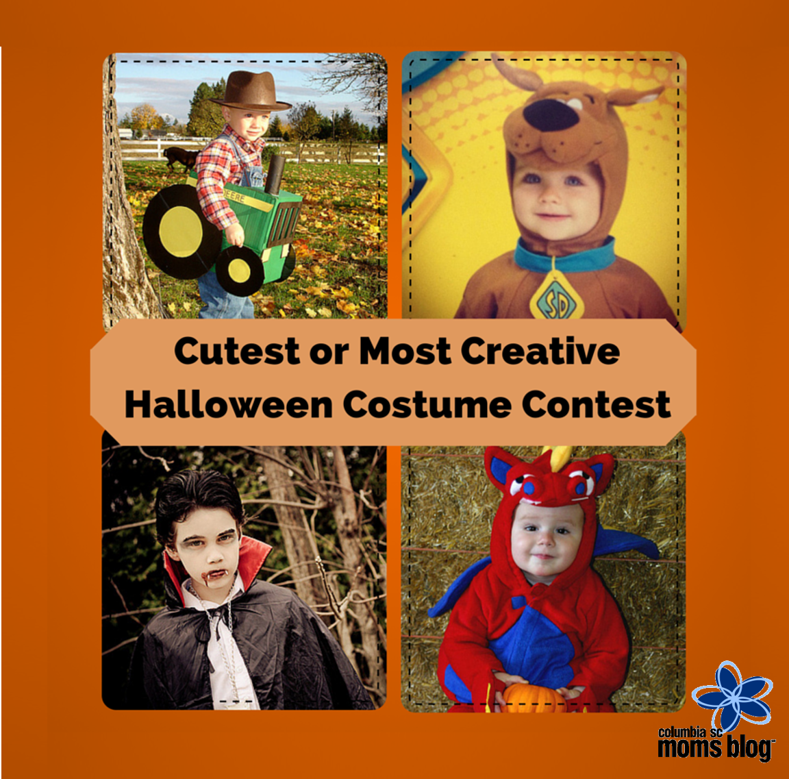 cutest or most creative halloween costume contest