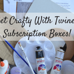 Get Crafty With Twined Subscription Boxes! {Sponsored Post}