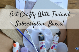 get crafty with twined subscription boxes