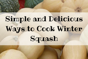 simple and delicious ways to cook winter squash image