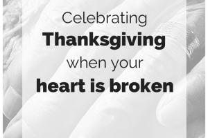 thanksgiving hands
