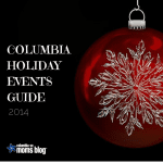 Columbia Holiday Events Guide 2014