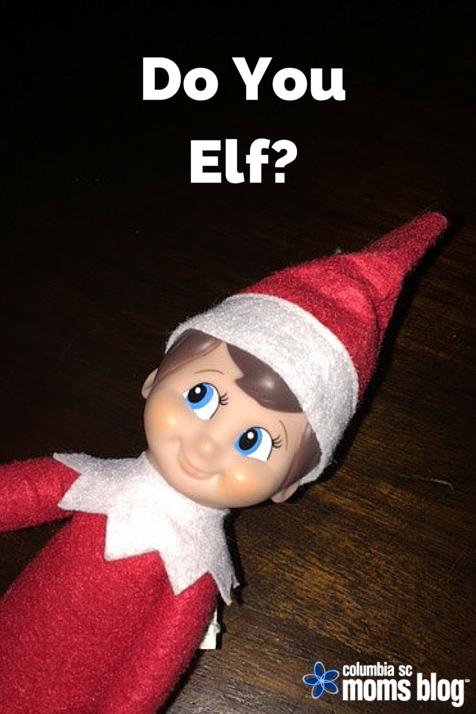 Elf on a shelf christmas