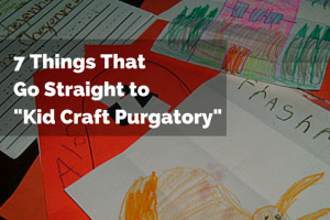 kids craft purgatory
