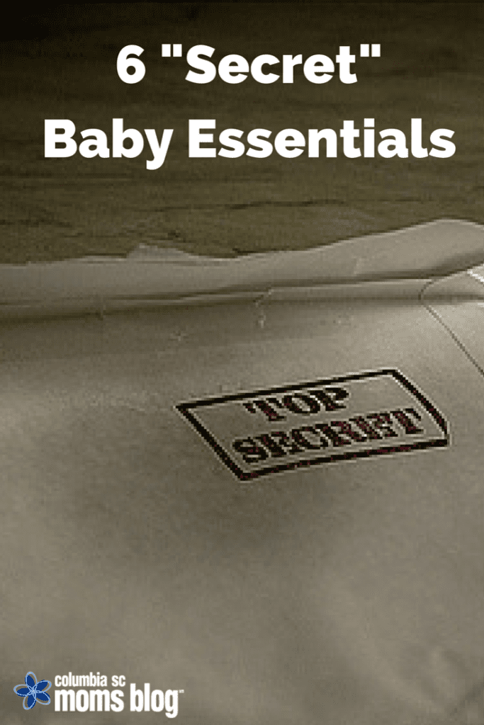 six secret baby essentials