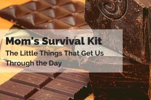 mom's survival kit square