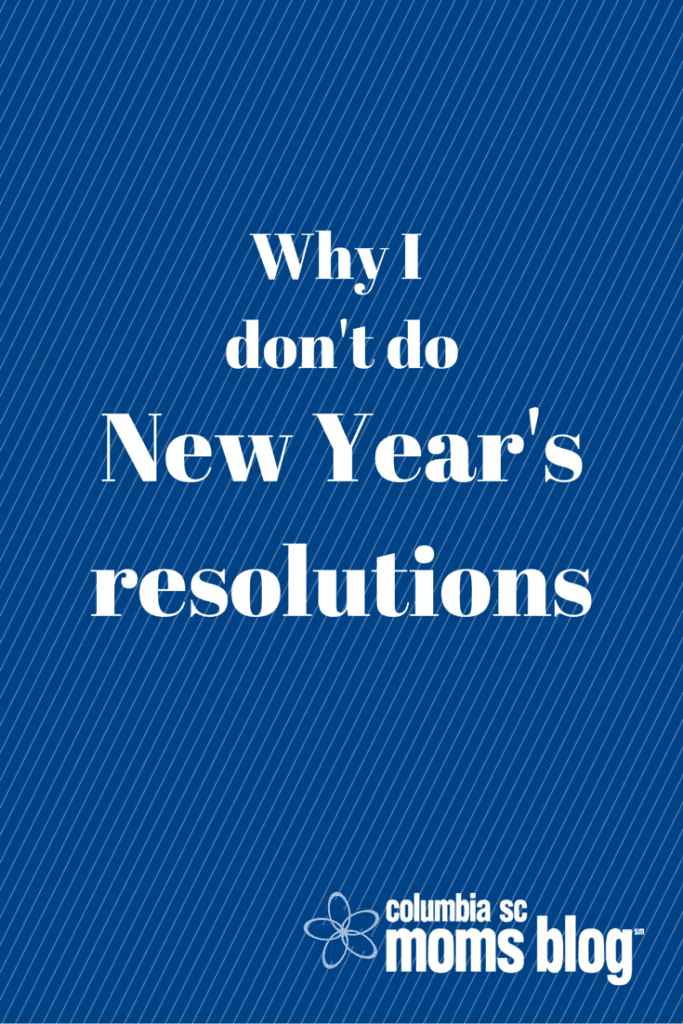 new year's resolutions 2