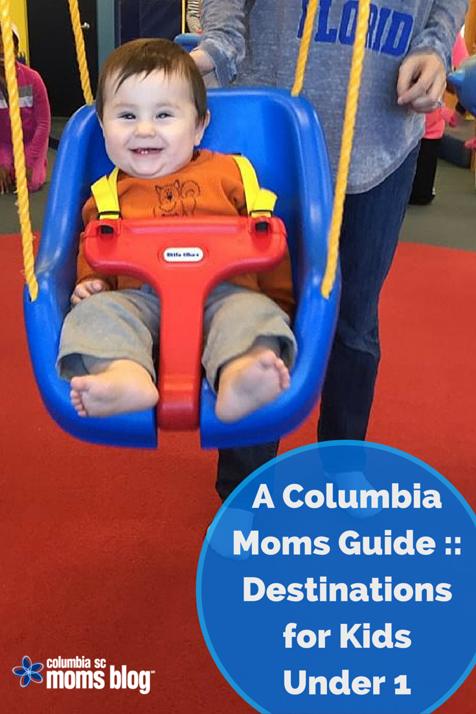 A columbia moms guide destinations for kids under 1
