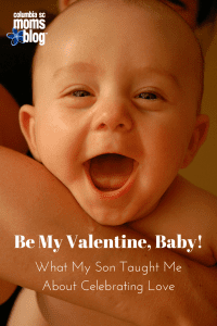 Be My Valentine, Baby!