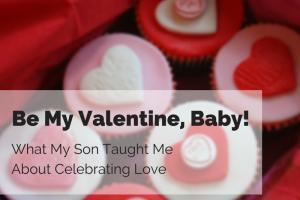Be My Valentine, Baby! square
