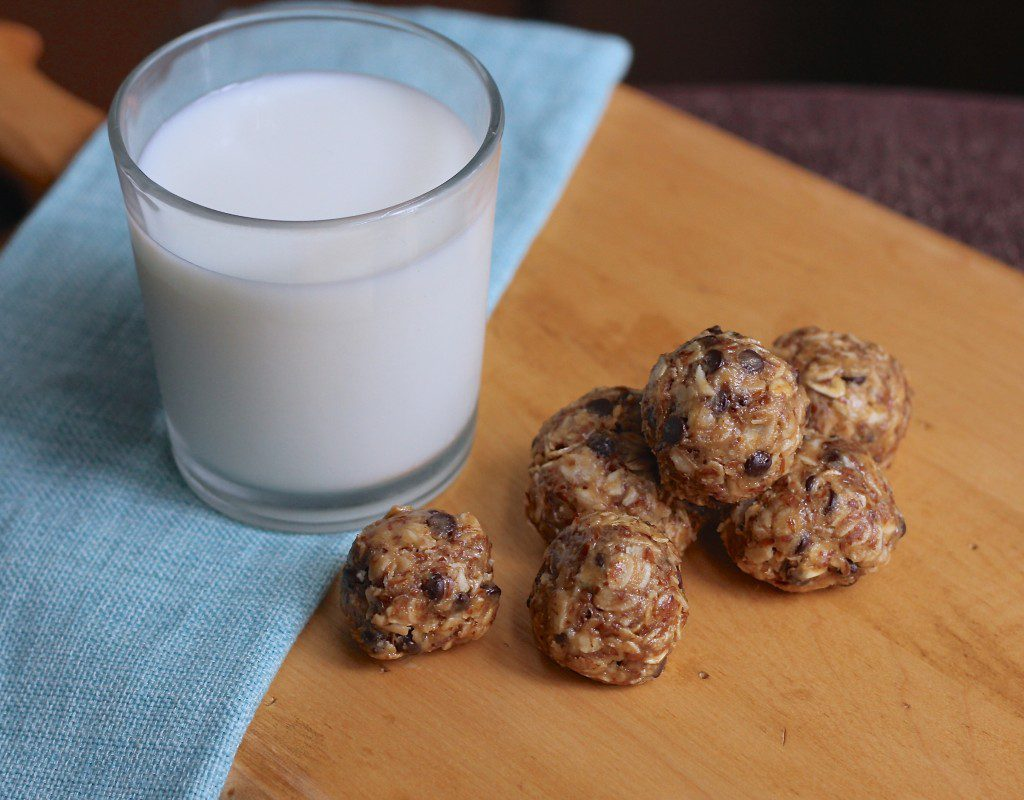 Gluten-Free-Honey-Oat-Protein Bites-Columbia-Moms-Blog