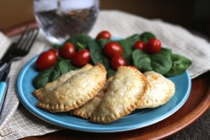 chicken chile hand pies