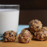Honey Oat Protein Bites {and Preparing For My First 5K}