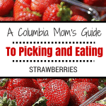 A Columbia Mom's Guide to Picking — and Eating — Strawberries
