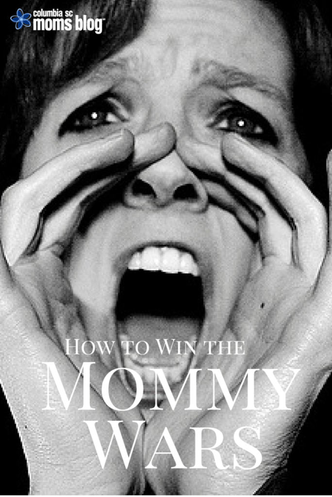 how to win the mommy wars