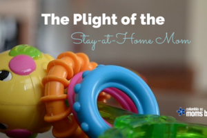 the plight of the stay at home mom